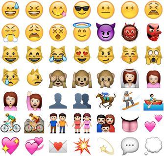 Apple emoji revolutie