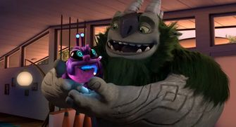 TRAILER FRENZY The Trollhunters Universe