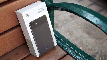 Google Pixel 3 XL, Pixel 3
