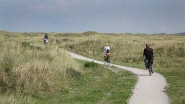 elektrische fiets duinen fietsroute