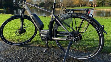 Kymco Street elektrische fiets