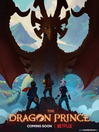 The Dragon Prince Avatar Netflix