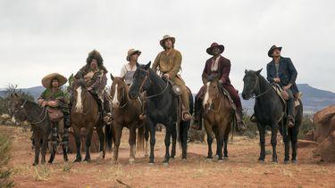 The Ridiculous Six Netflix