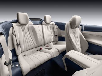 Mercedes E-Klasse Cabriolet