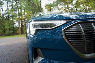 Audi Etron 55 Quattro