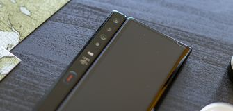 Huawei Mate Xs review camera