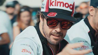 Fernando Alonso Amazon Prime Video