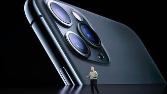 Apple iPhone 11 Pro Max groepsselfies