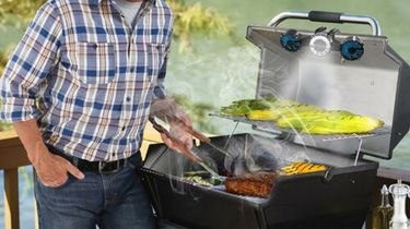 LED-lamp bbq barbecue