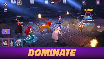 Disney Sorcerer's Arena Android en iOS