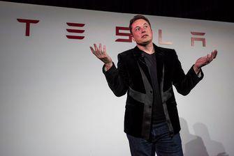 Elon Musk is niets van Tesla