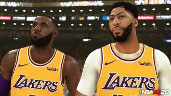 NBA 2K20 playstation plus juli