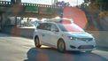 Waymo taxi