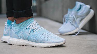 Adidas gaat volledig over op duurzame sneakers van gerecycled plastic