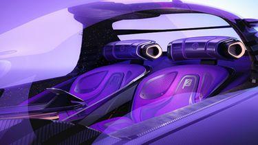 MG Maze 8 Elektrische auto