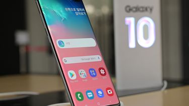 Samsung Galaxy S10+ Qualcomm