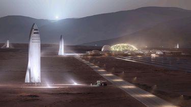 SpaceX Starship