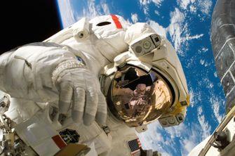 ISS NASA ruimte