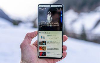 Samsung Galaxy A71 WANT open