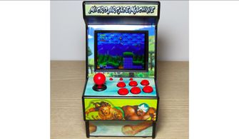 mini arcade games AliExpress