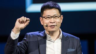 Richard yu Huawei CEO Samsung