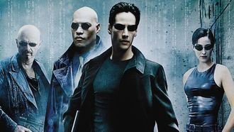 The Matrix Keanu Reeves