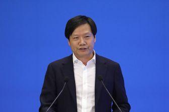 Xiaomi Lei Jun.
