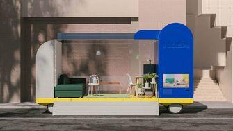 Ikea autonome shuttle