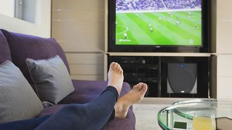Televisie voetbal
