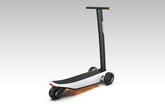 e-tron elektrische step Audi