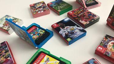 Kleine Nintendo Switch doosjes
