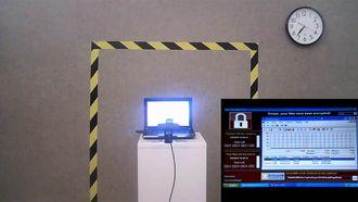 laptop met malware