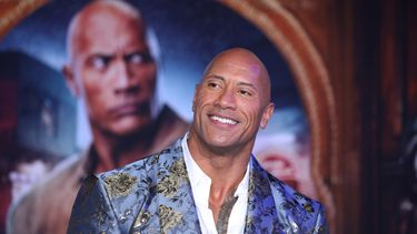 Dwayne Johnson The Rock Netflix