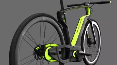 fiets frame 3d print 2