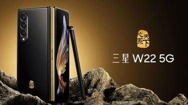 Samsung W22 5G (Galaxy Z Fold 3)