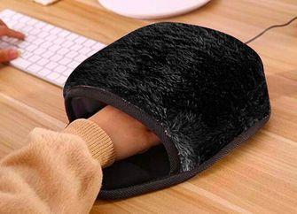 verwarmde muismat USB