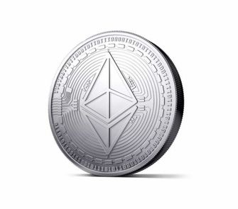 Ethereum Ether cryptocoin