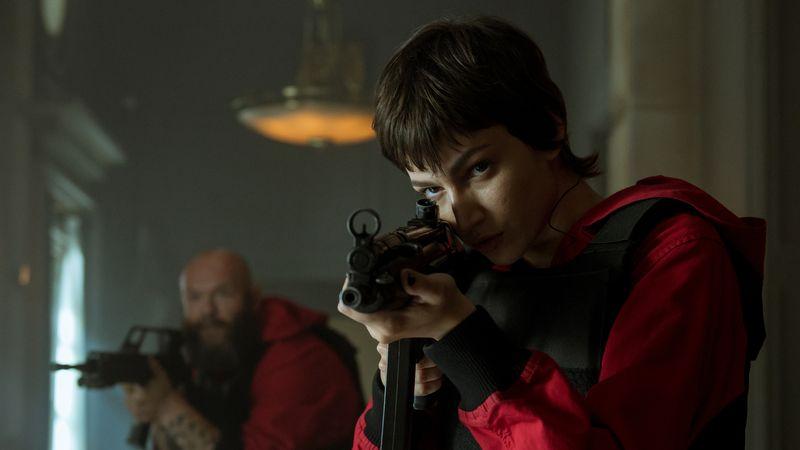 La Casa de Papel seizoen 5 Netflix