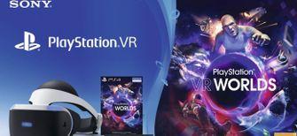 Sony PlayStation VR Worlds Pakket V2