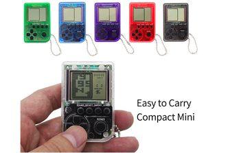 AliExpress mini game console sleutelhanger