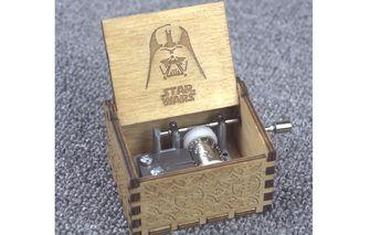 Star Wars muziekdoosje
