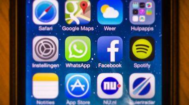 Facebook WhatsApp app store