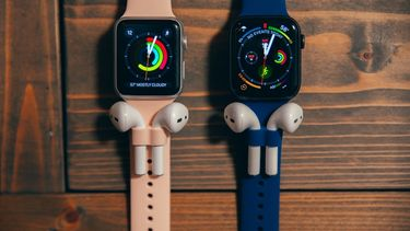 Apple Watch Airband AirPods