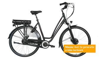 Amslod Newton LX elektrische fiets
