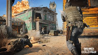 Call of Duty: Black Ops Cold War Nuketown