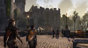 The Elder Scrolls Online Blackwood screenshots 5