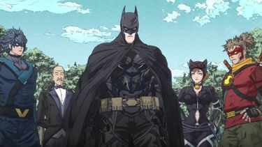 Batman Ninja komt naar Netflix