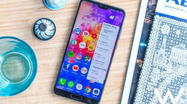 Huawei P20 Pro assistent