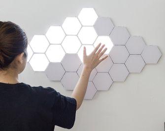 LED-lamp honingraat AliExpress