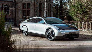 Lightyear One 1 Tesla verslagen elektrische auto